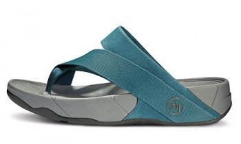 FitFlop Sling Lake Blue Men's Slippers Hot Sale
