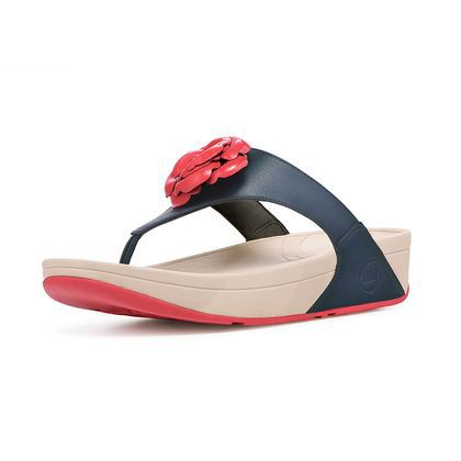 Fitflop Florent Supernavy Sandal For Women