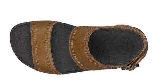Fitflop Positano slippers Toffee Tan Hot Sale