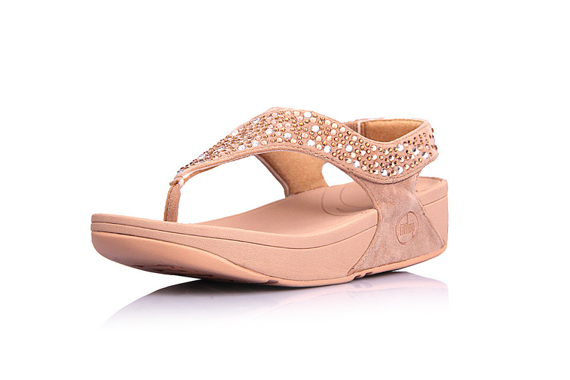 Fitflop Suisei Nude Thong Sandal For Women