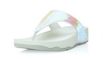 Women's Fitflop Electra Sandal Silver Hot Sale