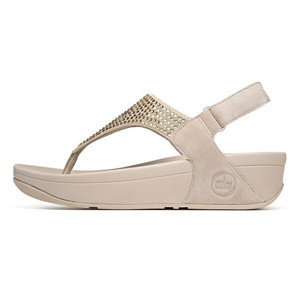 Womens Fitflop Flare khaki Shoes Newstyle