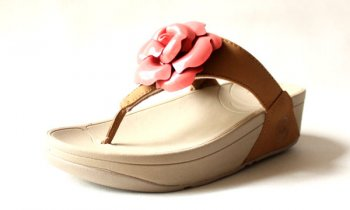 Womens Fitflop Florent khaki Nine red Hot Sale