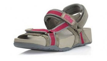 Women's Fitflop Hyker shoes Brown Red Hot Sale
