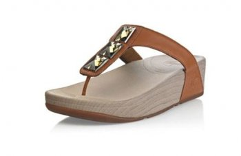 Womens FitFlop Pietra White Sandals Hot Sale