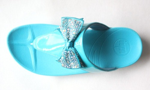 Womens Fitflop Blue New Arrival