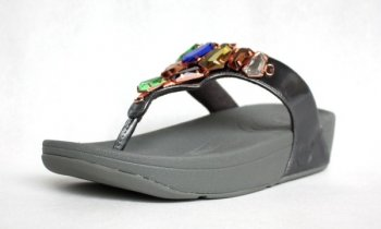 Womens Fitflop Grey New Arrival