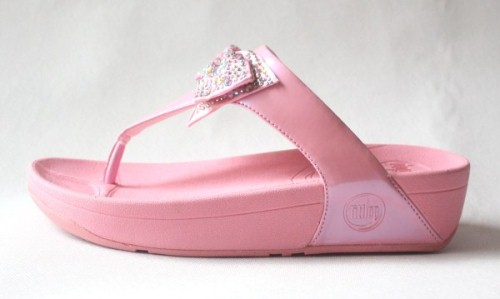 Womens Fitflop Pink New Arrival