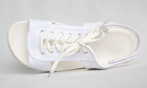 Womens Fitflop White New Arrival