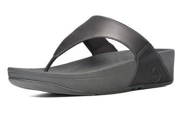 Fitflop Lulu Thong Sandal Black For Women