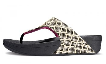 Womens Fitflop Palma Black New Arrival
