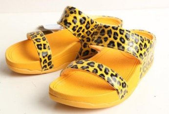 Women's Fitflop Walkstar Yellow New Arrival