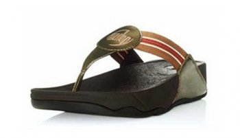 Women Fitflops Walkstar Sandals Bronze Adequate