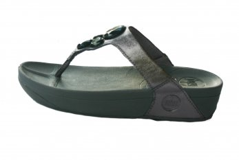 fitflop sparkle Sandals steel gray Hot Sale