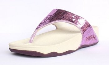 Women Fitflop Electra Sandals Light Purple