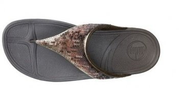 Women's Fitflop Electra Sandals Strata Tiger Eye