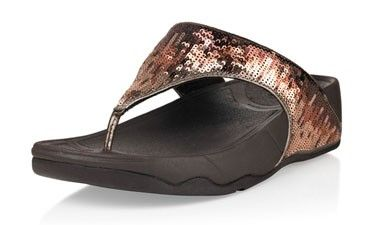 Women\'s Fitflop Electra Sandals Strata Tiger Eye