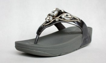 Womens Fitflop Grey Shoes New Arrival