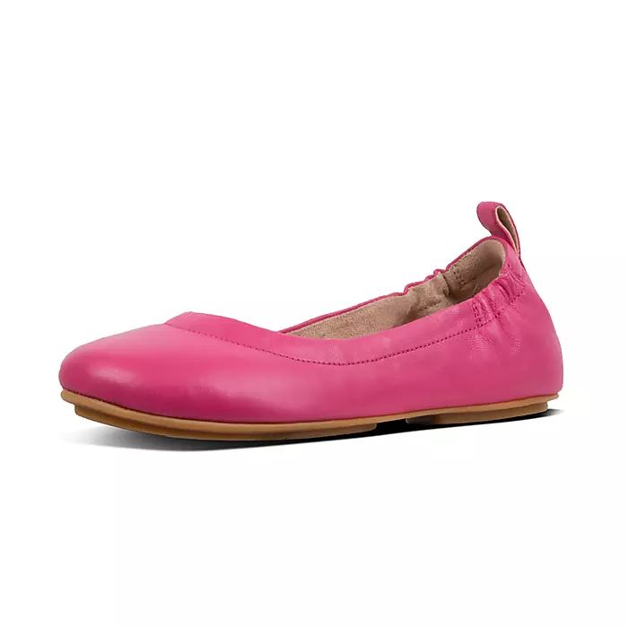 Allegro Leather Ballet Flats