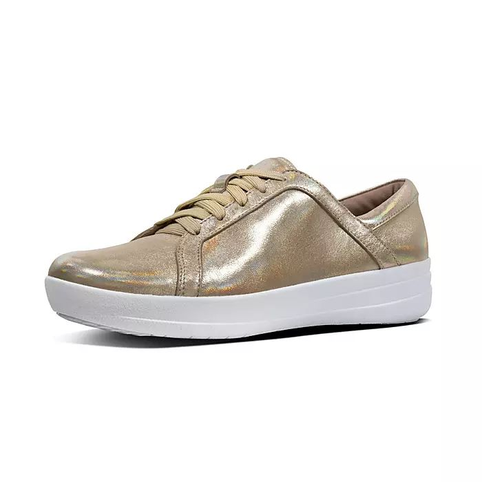F-Sporty Ii Leather Sneakers
