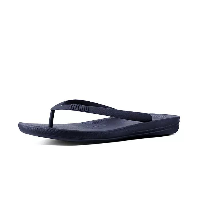 Iqushion Men's Ergonomic Flip-Flops