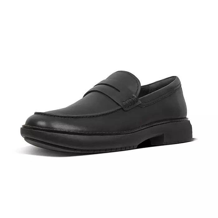 Irving Leather Loafers