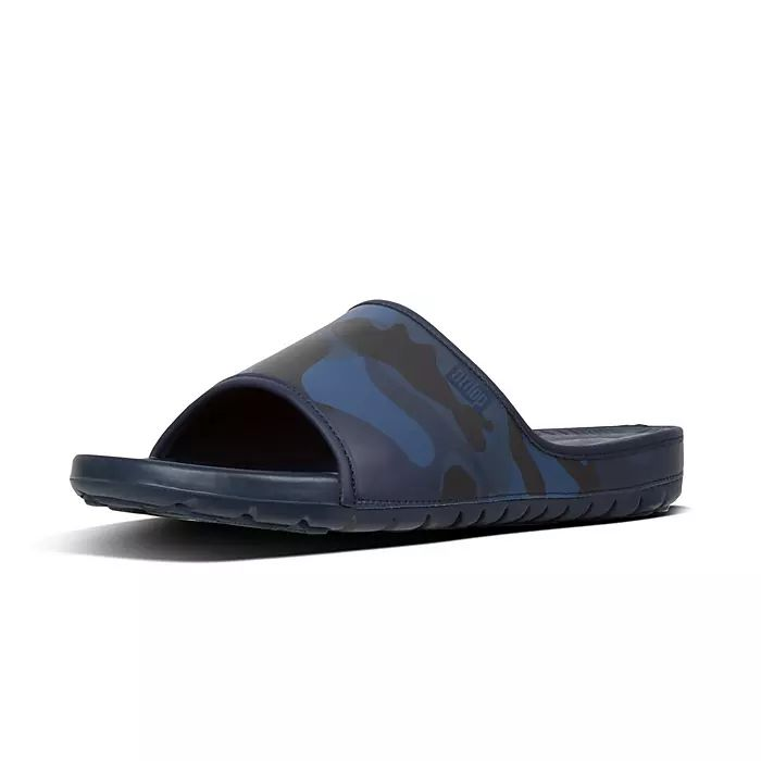 Lido Men's Camouflage Neoprene Slides