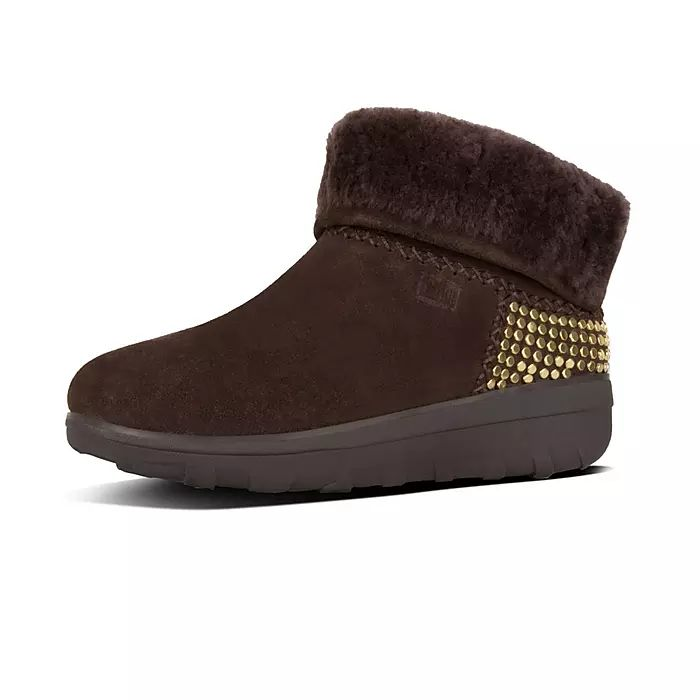 Mukluk Shorty Ii Rockstud Suede Boots