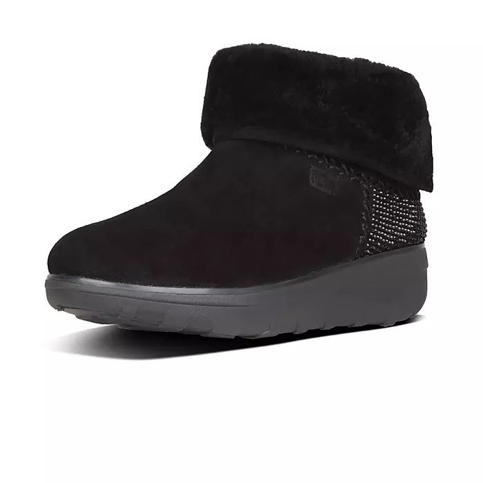 Mukluk Shorty Ii Shimmercrystal Suede Boots
